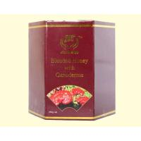 Quality Blended Honey with Ganoderma wholesale