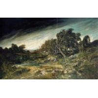 Quality Impressionist(3830) The Approaching Storm wholesale