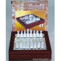 Best Sports&Games Glass Chess Set wholesale