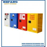 Quality Flammable safety storage cabinet 12 Gallon dangerous chemical safety storage cabinet wholesale