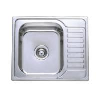 TCI5850S TCI5850S Single Bowl Sink 304 Stainless Steel Sink