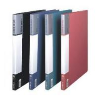 20 Pockets Economical Clear Book