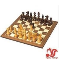 Quality Chess Set, Excalibur Deluxe Wooden Model No.: SY11002 wholesale