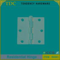Quality 3inch 4inch square door hingr for USA wholesale