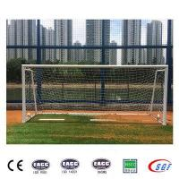 Quality Outdoor equipment for training portable soccer goal post mini wholesale