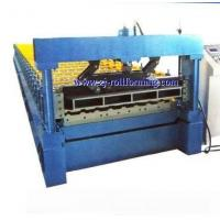 Quality LSYX 16.5-135-1100 Steel tile forming machine wholesale