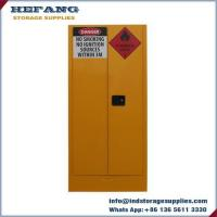 Quality 350 Liters industrial safety storage cabinet for flammable wholesale