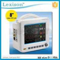 Quality Cheapest Portable Multi-parameter Patient Monitor PPM-Y8000F wholesale