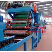 Quality Rubber Sheet Cooling Machine/Rubber Batch off Cooler wholesale