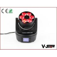Quality Mini Bee Moving Head Beam 6X15W RGBW 4in1 color wholesale