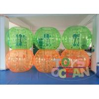 Best bumper balls-6 color bubble balls wholesale