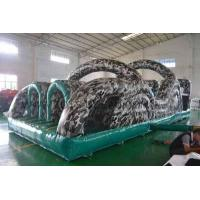Best obstacle -111 inflatable camouflage obstacle wholesale