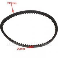 Best 743-20-30 Belt for GY6 150cc ATVs, Go Karts, Scooters wholesale