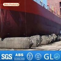 Quality Pneumatic Marine Airbag With CCS RMRS ISO17357 Guarantee wholesale
