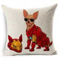 Quality Avengers Style Pet Cushion Cover wholesale