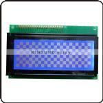 KS19264BSBWA1 192x64 LCD module blue on white