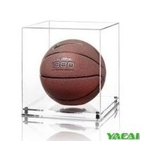 Quality Acrylic display case for basketball Model:YY3807 wholesale