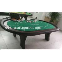 Quality high quality hot sellling casino poker gambling game table for 10 players type T006 wholesale