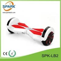 Best LED Light On Wheel Design Bluetooth Two Wheels Self Balancing Scooter SPK-LB2 wholesale