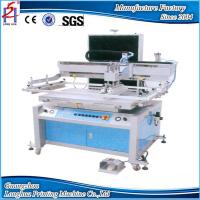 LH-800 Flat Vacuum Screen Printing Machine