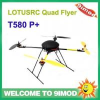 Quality quadcopter LOTUSRC T580 P+ latest aircraft 6ch RC flyer KIT wholesale
