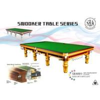 Quality Tournament Champion SHARMA S-1 Billiard and Snooker Table wholesale
