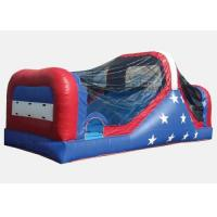 Best Commercial Bouncers (190) 12′ Patriotic Themed Happy Slide  Commercial Grade Slide wholesale