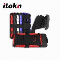 Quality 2-in-1 outdoor mobile phone case without stand for iphone 6 wholesale