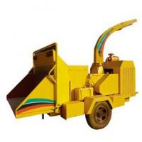Quality Diesel engine mobile wood chipper wholesale