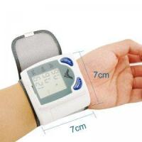 Quality New Wrist Cuff LCD Digital Blood Pressure Pulse Monitor wholesale