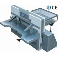 Quality SQZX1150D digital display double worm wheel double guide paper cutting machine wholesale