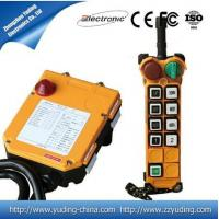 Quality F24-8D crane remote controls wholesale