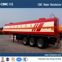 Quality cooking oil transport trailer wholesale