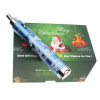 Quality Newest ecigarettes kecig k102 ecig mod with Christmas packing wholesale