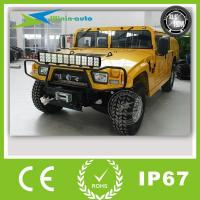 Three row 33.5inch 180W Epistar LED hummer light bar IP67 12000 Lumen WI9032-180