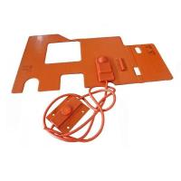 Quality Custom Silicone Rubber Hot Pad 12V Manufacturer wholesale