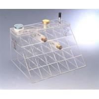 Quality Acrylic Cosmetic Display Clear acrylic multi-function cosmetic display wholesale