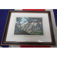 Best ENGLISH COUNTRY PURSUITS FRAMED PRINT PHEASANT SHOOTING wholesale
