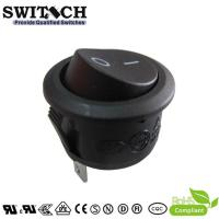 Quality KAN-B2-SW25P71V-B 2 pins ON-OFF SPST rocker switch used for panasonnic vacuum cleaner wholesale