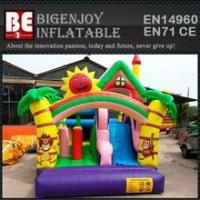 super slide bounce house inflatable bouncer moonwalk