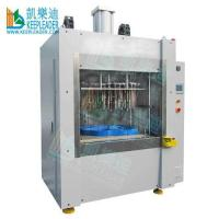 PLASTIC HEAT STAKING MACHINE OF AUTO DOOR PANEL WELDING