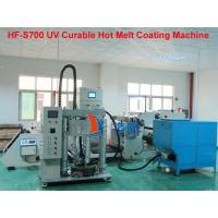 Quality HF-S700UVCurableHotMeltCoatingMachine wholesale