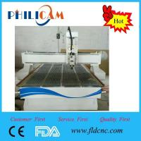 Quality China high precision Jinan Lifan PHILICAM 1325 cnc wood carving machine for sale wholesale