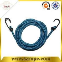 Quality good quality bungee cord with double metal hook Pass 88LBS test wholesale