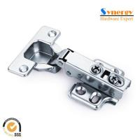 110 Degree Soft Closing Hinge With Fixed Plate Inset C=0