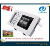 Quality DW-600 Mini ultrasound machine with portable cow ultrasound scanner wholesale