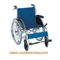 Quality Handicap hand brake aluminum lightweight manual wheelchair wholesale