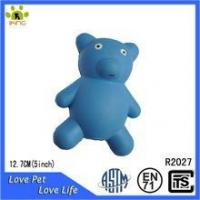 Quality Wholesale Pet toy hollow rubber bear toy wholesale