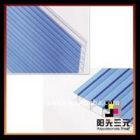 Quality cheap Polycarbonate Hollow Sheets price;cheap sun panels wholesale