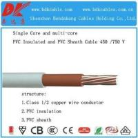 Quality H05ZZ-F H07ZZ-F 3 Cores Copper Conductor Flexible Electric Cable wholesale